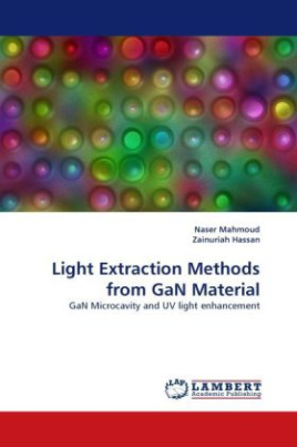 Light Extraction Methods from GaN Material