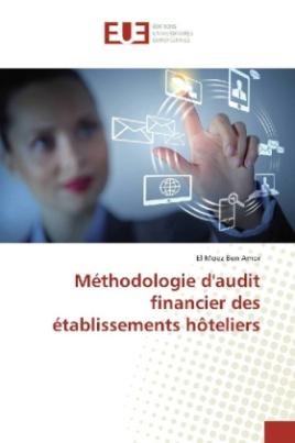 Méthodologie d'audit financier des établissements hôteliers
