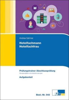 Hotelfachmann/Hotelfachfrau, 2 Tle.