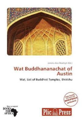 Wat Buddhananachat of Austin