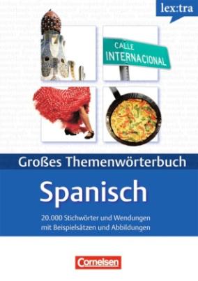 lex:tra - Großes Themenwörterbuch Spanisch