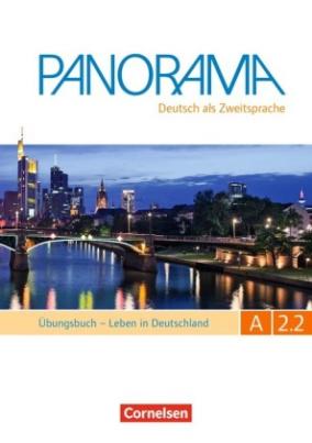 Leben in Deutschland, Übungsbuch + Audio-CD. Tl.2