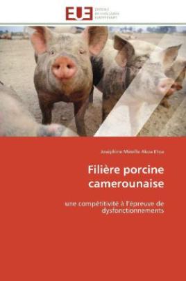 Filière porcine camerounaise