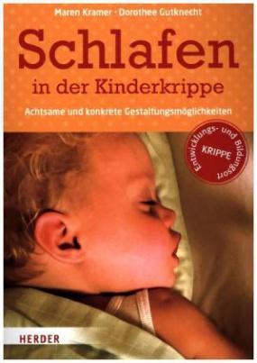 Schlafen in der Kinderkrippe
