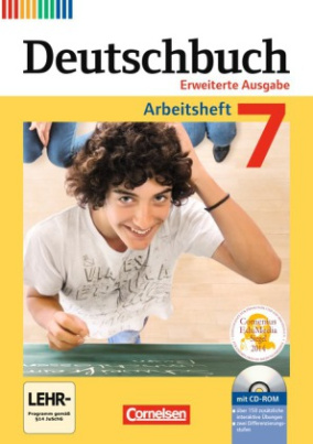 7. Schuljahr, Arbeitsheft mit Lösungen und Übungs-CD-ROM