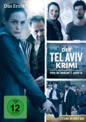 Sara Stein - Der Tel-Aviv-Krimi, 2 DVDs