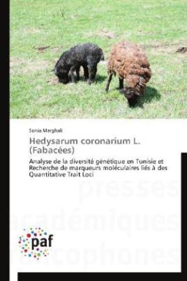 Hedysarum coronarium L. (Fabacées)
