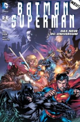 Batman / Superman. Bd.2