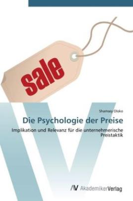 Die Psychologie der Preise