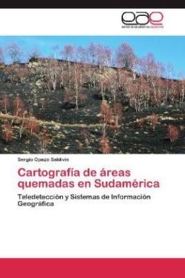 Cartografía de áreas quemadas en Sudamérica