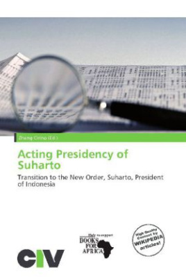 Acting Presidency of Suharto