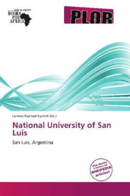 National University of San Luis