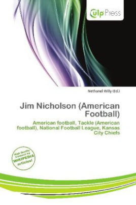 Jim Nicholson (American Football)