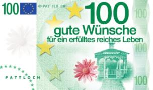 100 gute Wünsche für ein erfülltes reiches Leben
