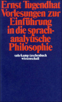 Vorlesungen zur Einführung in die sprachanalytische Philosophie
