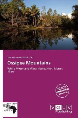 Ossipee Mountains