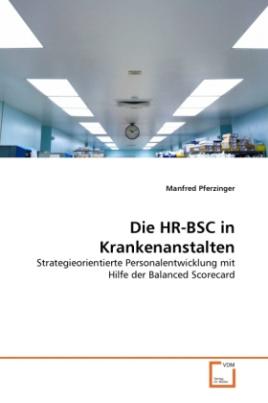 Die HR-BSC in Krankenanstalten