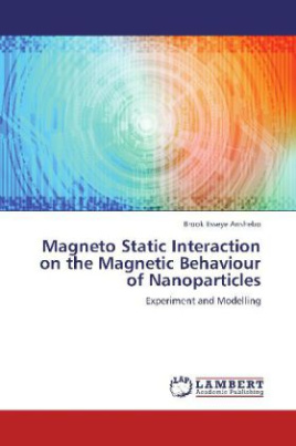 Magneto Static Interaction on the Magnetic Behaviour of Nanoparticles