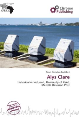 Alys Clare