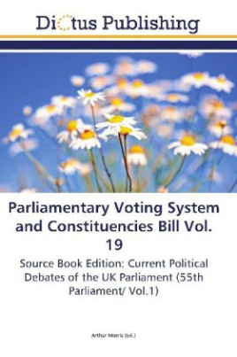 Parliamentary Voting System and Constituencies Bill Vol. 19