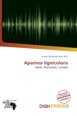 Apamea lignicolora