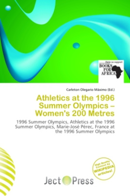 Athletics at the 1996 Summer Olympics - Women's 200 Metres