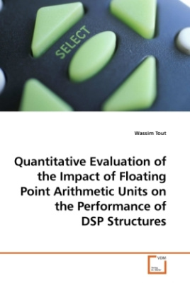 Quantitative Evaluation of the Impact of Floating Point Arithmetic Units on the Performance of DSP Structures