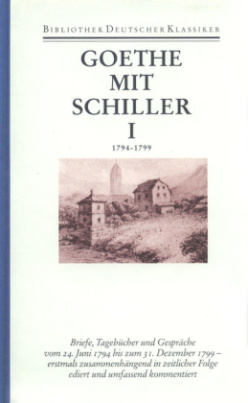 Mit Schiller. Tl.1