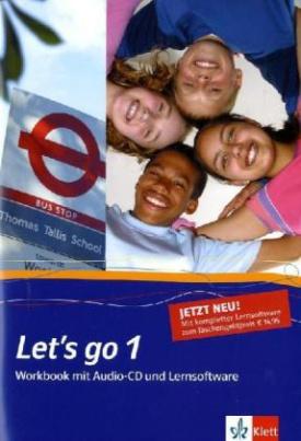 Workbook für Klasse 5, m. Schüler-Audio-CD u. CD-ROM