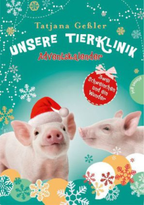 Unsere Tierklinik Adventskalender, Zwei Schweinchen und ein Wunder