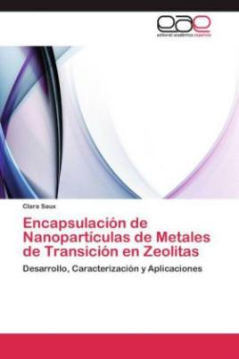 Encapsulación de Nanopartículas de Metales de Transición en Zeolitas