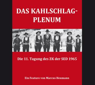 Das Kahlschlag-Plenum (CD)