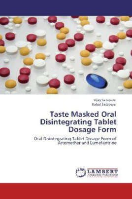 Taste Masked Oral Disintegrating Tablet Dosage Form