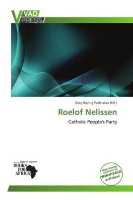 Roelof Nelissen