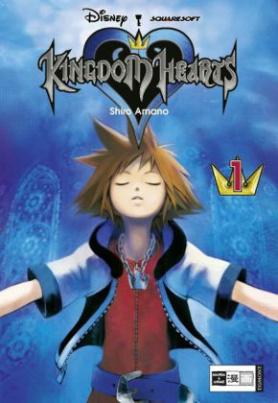 Kingdom Hearts. Bd.1