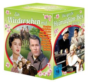 Die große Heimatfilm-Box 2