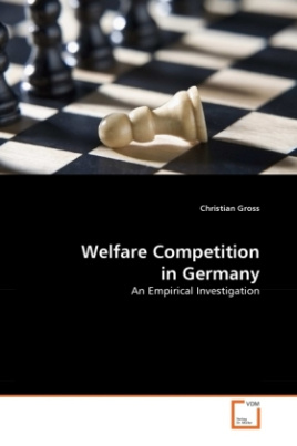 Welfare Competition in Germany