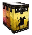 Winnetou 1-3 (3 Bände)