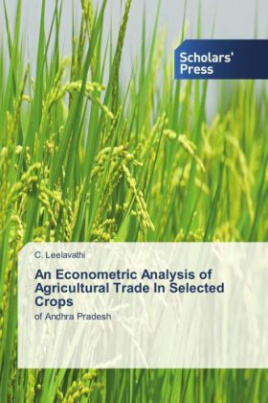 An Econometric Analysis of Agricultural Trade In Selected Crops