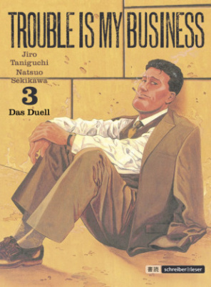 Trouble is my business. Bd.3