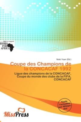 Coupe des Champions de la CONCACAF 1992