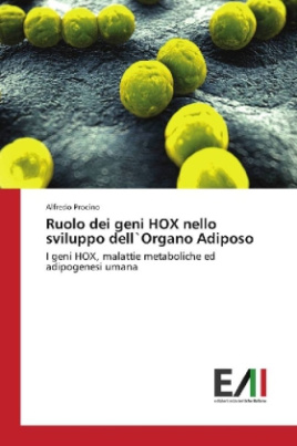 Ruolo dei geni HOX nello sviluppo dell`Organo Adiposo