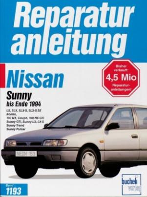 Nissan Sunny (bis Ende 1994)