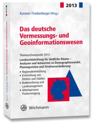 Das deutsche Vermessungs- und Geoinformationswesen