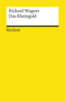 Das Rheingold, Textbuch