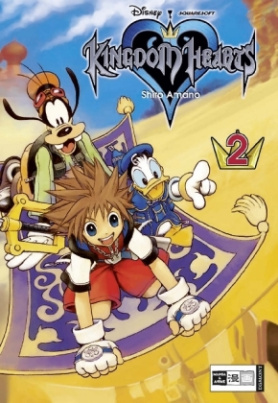 Kingdom Hearts. Bd.2