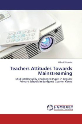 Teachers Attitudes Towards Mainstreaming