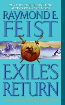 Exile's Return. Konklave der Schatten, englische Ausgabe