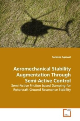 Aeromechanical Stability Augmentation Through Semi-Active Control