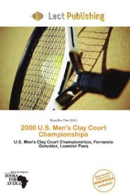 2000 U.S. Men's Clay Court Championships